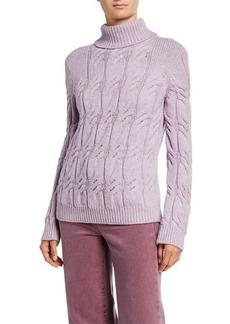 J Brand Noella Wool Turtleneck Sweater