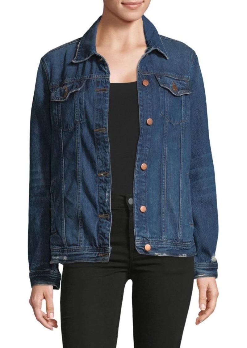 J Brand Oversized Denim Jacket