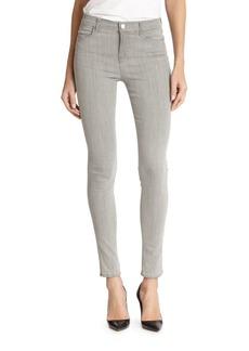 J Brand Photo-Ready Maria High-Rise Skinny Jeans