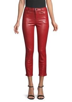J Brand Ruby Cropped Cigarette Jeans