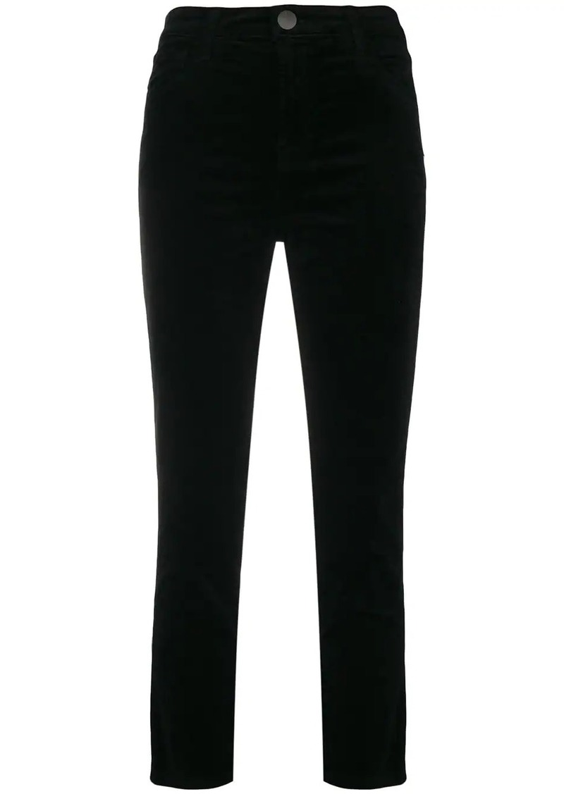 J Brand Ruby high waist jeans