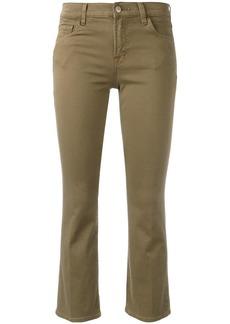 J Brand Selena kick flare jeans