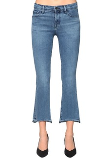 J Brand Selena Mid Cropped Boot Cut Denim Jeans