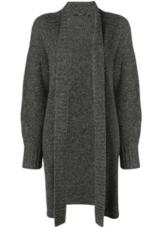 J Brand shawl collar cardigan