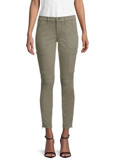 J Brand Skinny Cotton Utility Pants