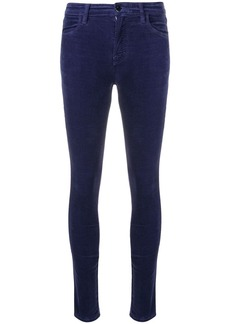 J Brand skinny fitted jeans
