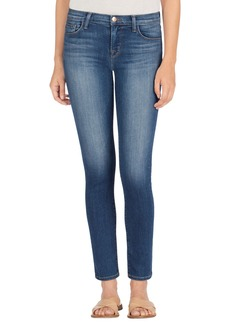 J Brand Skinny Mid-Rise Ankle Jeans