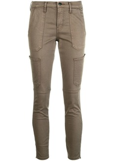 J Brand skinny pocket trousers