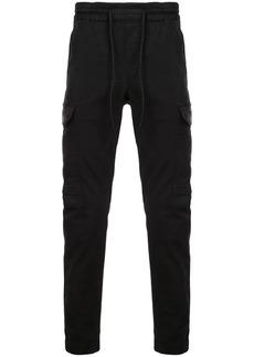 J Brand slim fit track pants