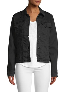J Brand Slim Highway Jacket