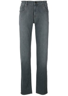 J Brand straight-leg jeans