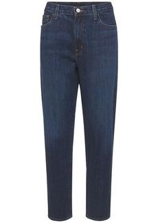 J Brand Tate Mid Rise Boy Fit Jeans