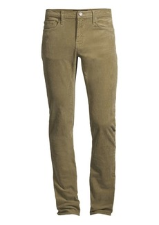 J Brand Taylor Slim-Fit Corduroy Jeans