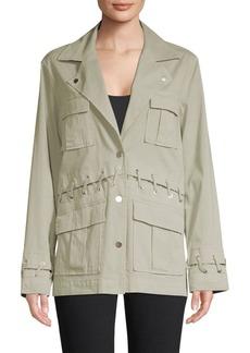 J Brand Teagan Utility Jacket