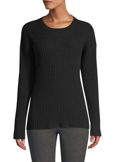 J Brand Tiffany Cashmere Ribbed Sweater