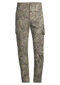J Brand Trueper Camo Cargo Pants