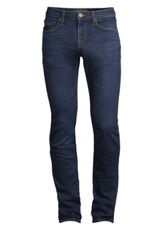 J Brand Tyler Gleeting Low-Rise Slim-Fit Jeans