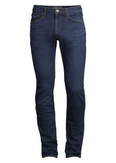 J Brand Tyler Gleeting Low-Rise Slim-Fit Jeans