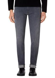 J Brand Tyler Slim Fit Jeans (Grey Luna)