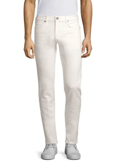 J Brand Tyler Stretch Cotton Jeans