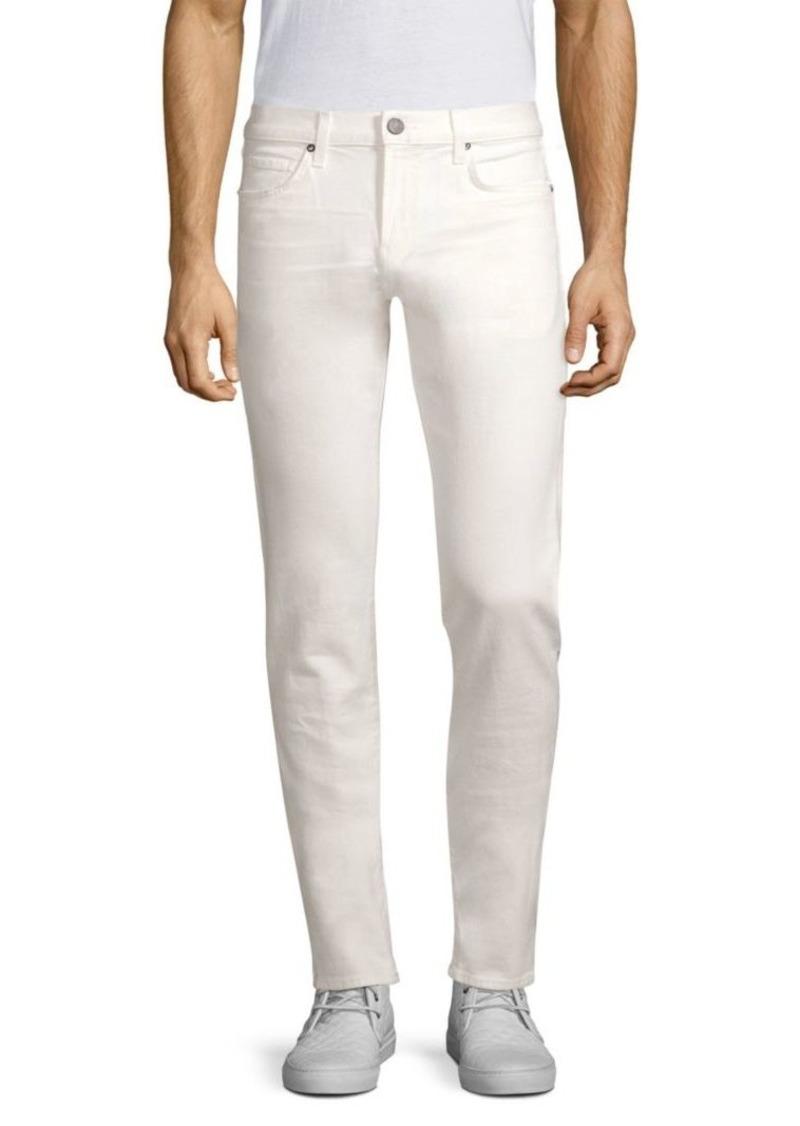 J Brand Tyler Stretch Cotton Jeans