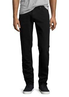J Brand Tyler Wolf Slim-Fit Jeans  Black