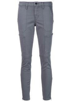 J Brand utility pocket skinny trousers