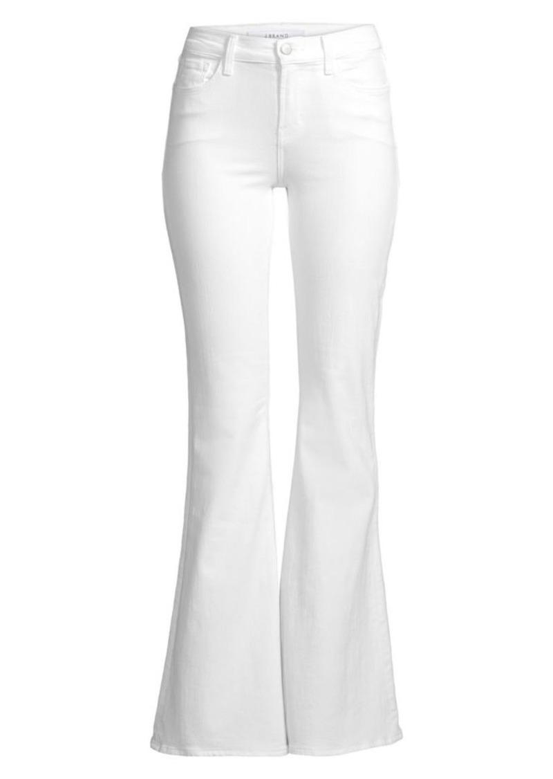 J Brand Valentina Flared Jeans