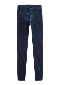 J Brand Velvet Corduroy Pants with Cotton