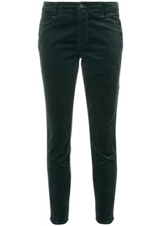J Brand Zion skinny cropped trousers