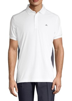 J. Lindeberg Active Dario Regular-FIt Jersey Polo