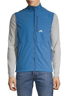 J. Lindeberg Adapt Performance Zip Vest