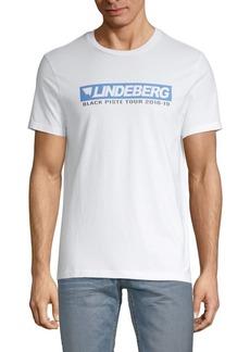 J. Lindeberg Black Piste Tee
