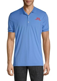 J. Lindeberg Bridge Regular-Fit Jersey Polo