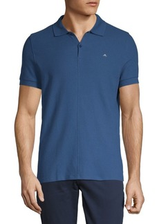 J. Lindeberg Casual Cotton Polo