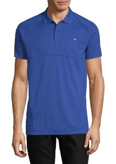 J. Lindeberg Casual Short-Sleeve Polo