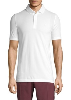 J. Lindeberg Golf Ash Polo