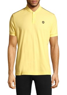 J. Lindeberg Golf Bevin Short-Sleeve Polo