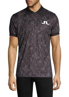 J. Lindeberg Golf Big Bridge Polo Shirt