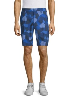 J. Lindeberg Golf Eloy Micro Stretch Shorts