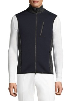 J. Lindeberg Golf Regal Mid Jersey Vest