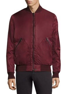 J. Lindeberg Hill Muted Bomber Jacket