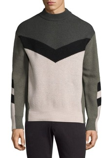 J. Lindeberg Arrow Intersia Sweatshirt