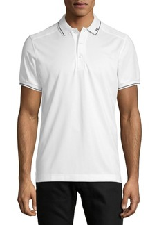 J. Lindeberg Casual Short-Sleeve Polo