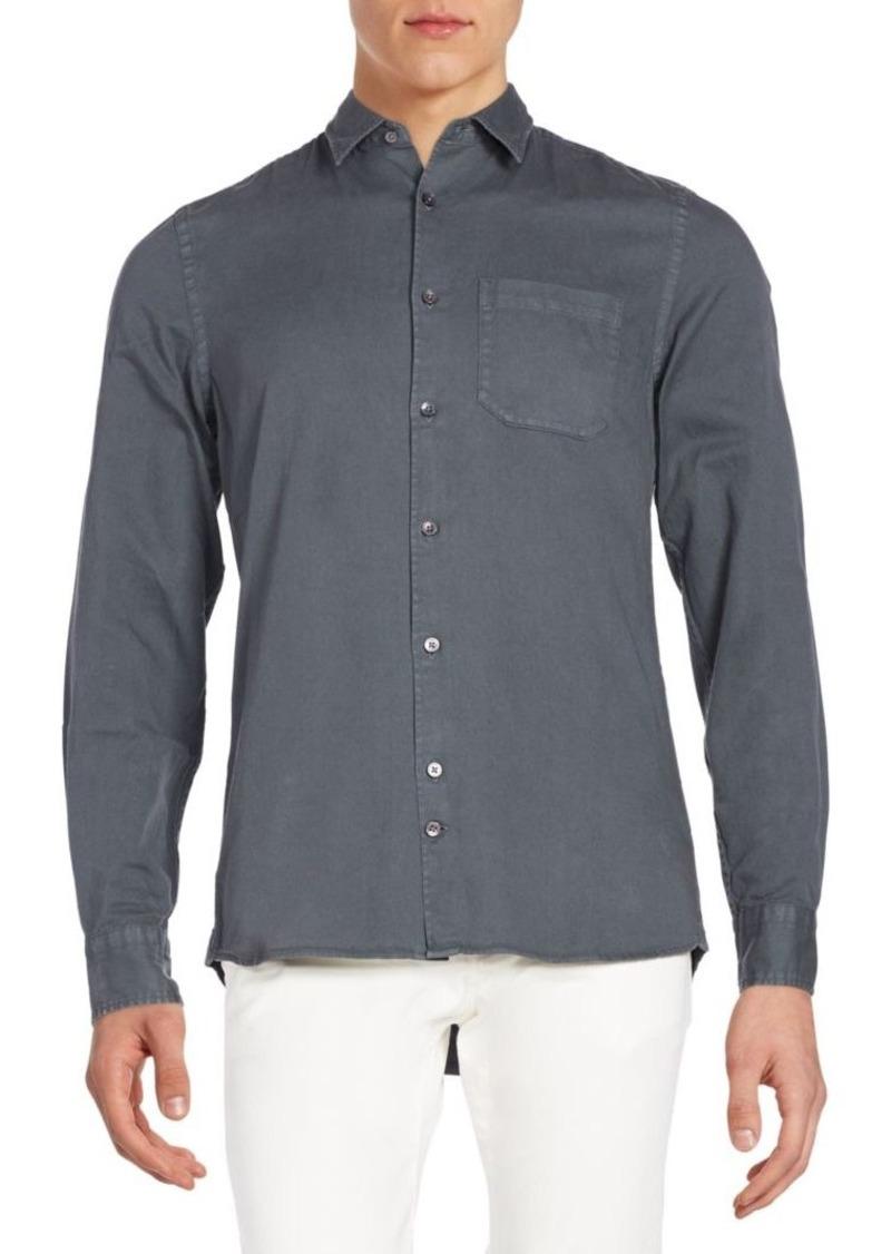 J. Lindeberg Cotton Shirt
