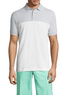 J. Lindeberg Golf Johan Slim Tourque Polo
