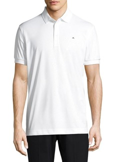 J. Lindeberg Golf Short-Sleeve Polo