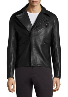 J. Lindeberg Leather Jacket