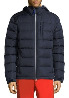 J. Lindeberg Ski Radiator Quilted Puffer Jacket
