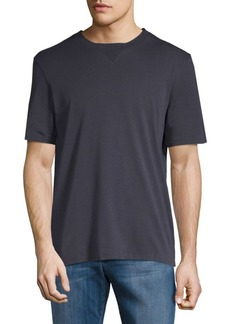 J. Lindeberg Short-Sleeve Cotton Tee